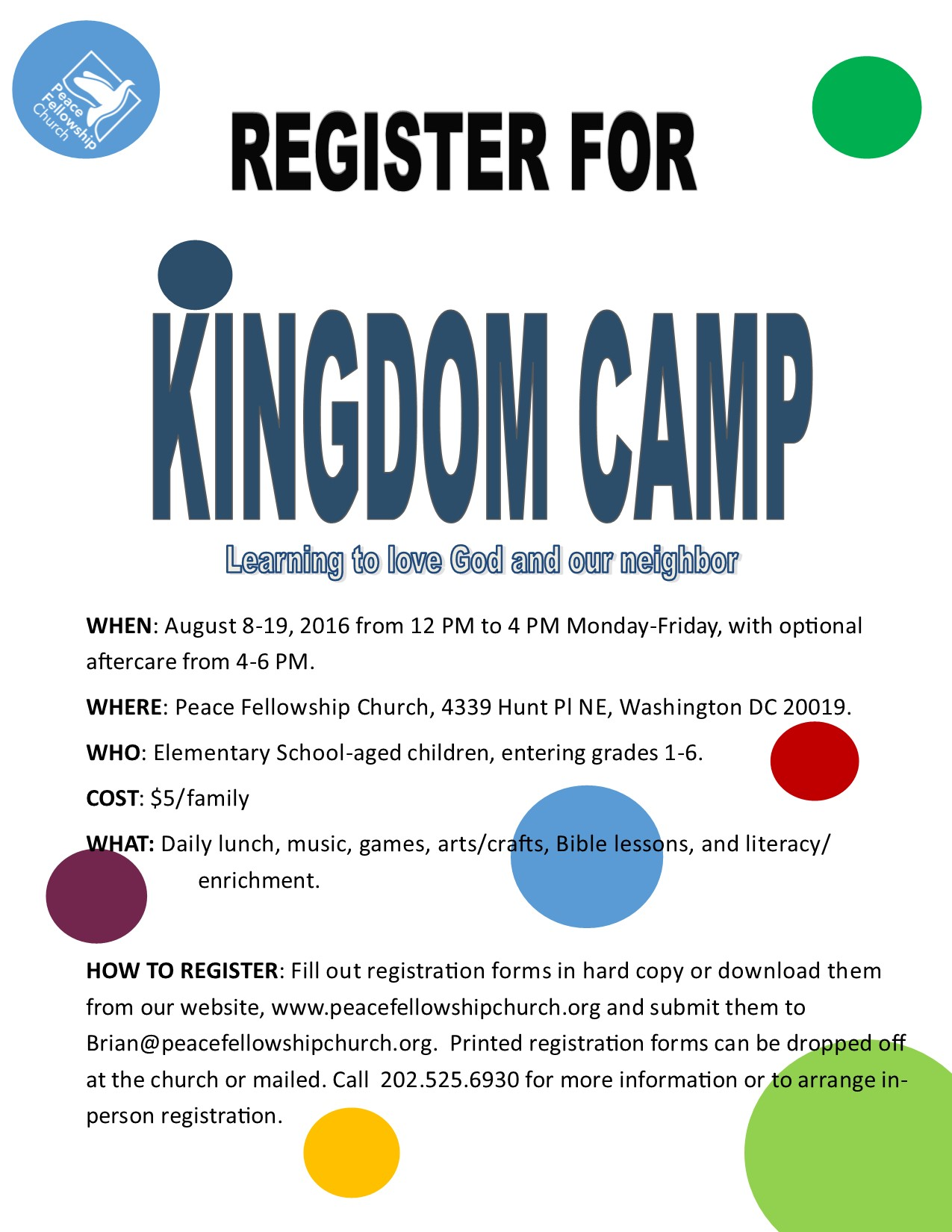 KingdomCampFlyer