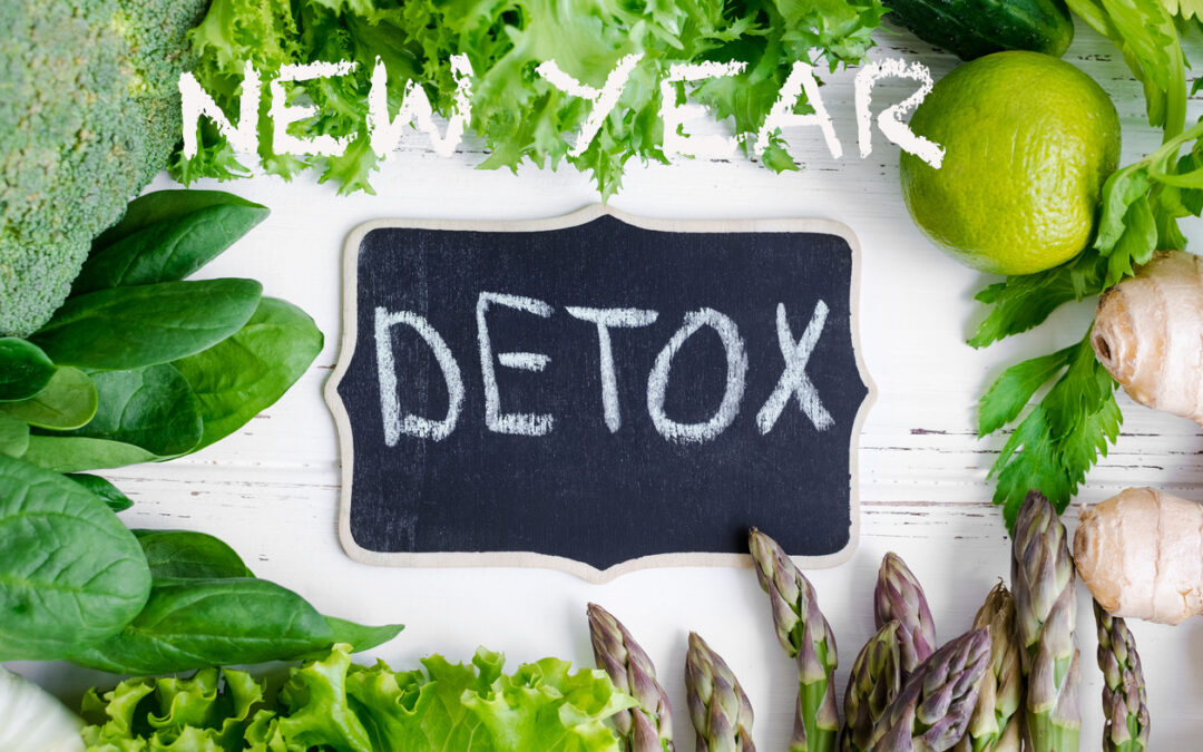 New Year Detox Sermon Series
