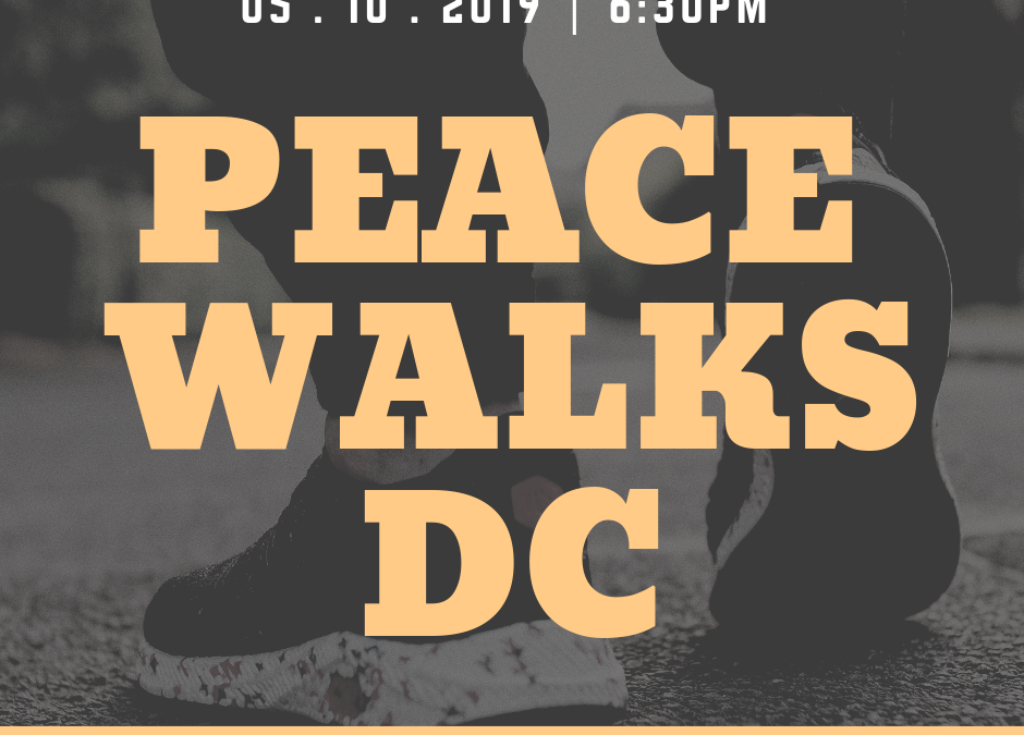 Peace Walk May 10