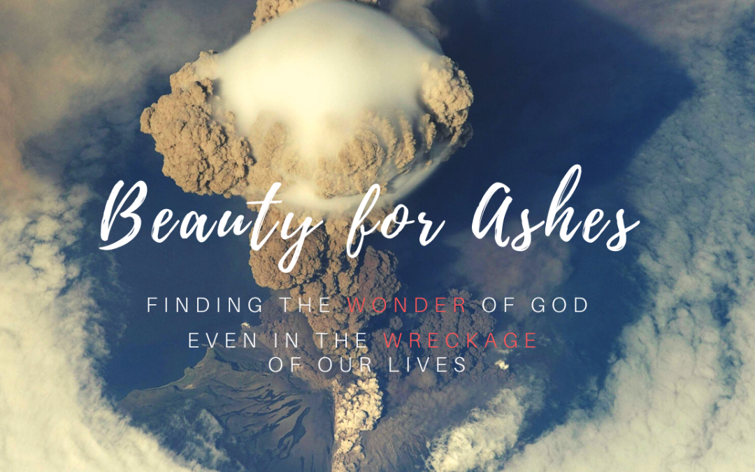 SERMON – Beauty for Rahab's Ashes